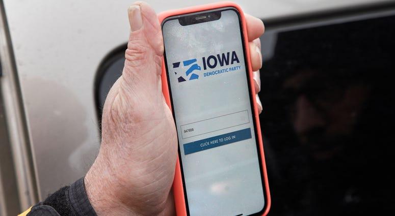 Iowa Democratic Party caucus