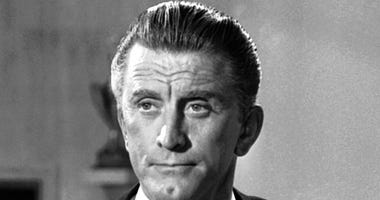 This Aug. 9, 1962 file photo shows actor Kirk Douglas in New York. Douglas died Wednesday, Feb. 5, 2020 at age 103.