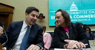 Marcelo Claure and John Legere