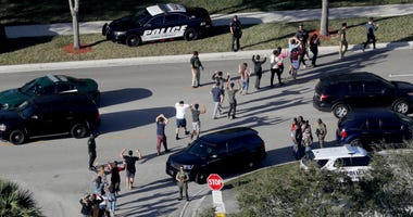 Mass shooting at Marjory Stoneman Douglas High School