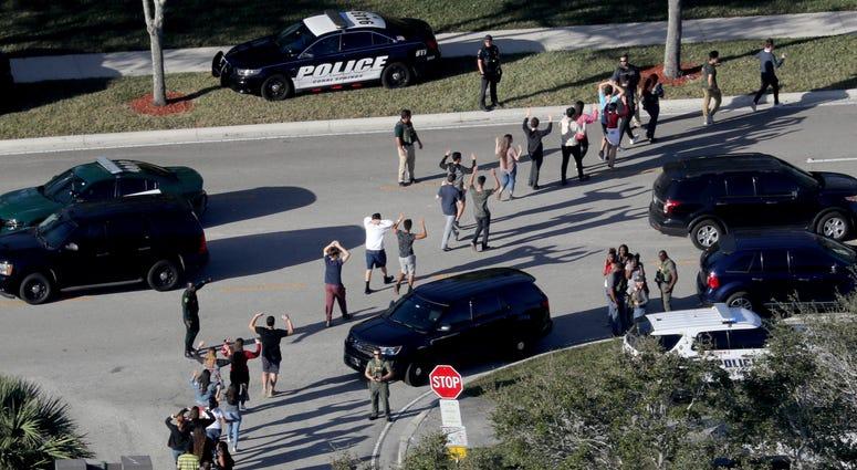 Mass shooting at Marjory Stoneman Douglas High School
