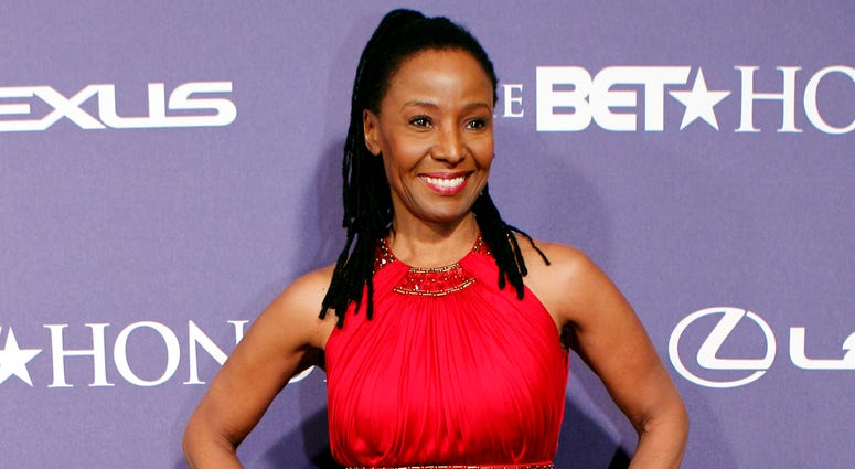 In this Jan. 14, 2012 file photo, former model and restaurateur B. Smith arrives at the BET Honors red carpet in the Warner Theatre in Washington.