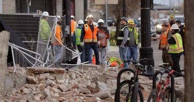 Salt Lake City earthquake
