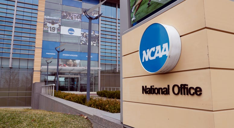 The national office of the NCAA in Indianapolis