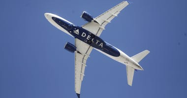 Delta flight