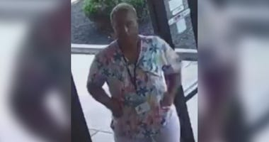 Philadelphia police have the car but not the female driver wanted in a weekend parking lot hit-and-run at a Dunkin' Donuts in Northeast Philadelphia.