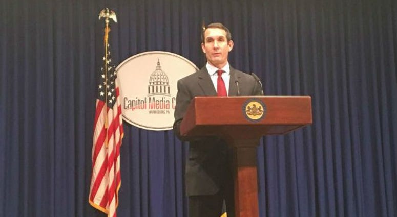 Pennsylvania's auditor general has distributed nearly $300 million in aid to the state's municipal pension systems
