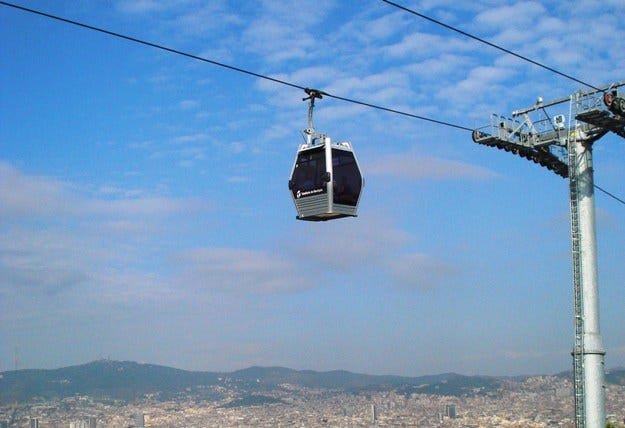 Barcelona Gondola