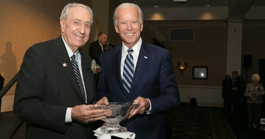 William Hughes and Joe Biden