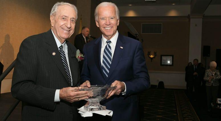 William Hughes and Joe Biden