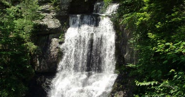 Bushkill Upper Falls / Pocono Mountains