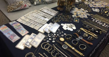 Wasim Shazad / Stolen Jewelry