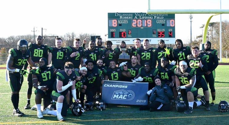 Delaware Valley University football team