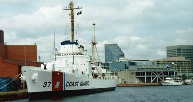 U.S. Coast Guard Cutter Taney
