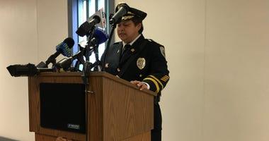 Camden County jail warden Karen Taylor.