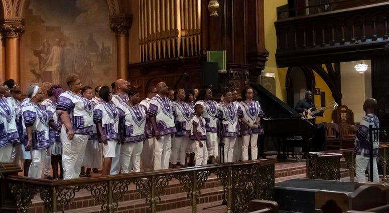 St. Thomas Gospel Choir