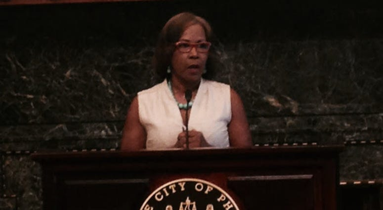 Councilwoman Blondell Reynolds Brown