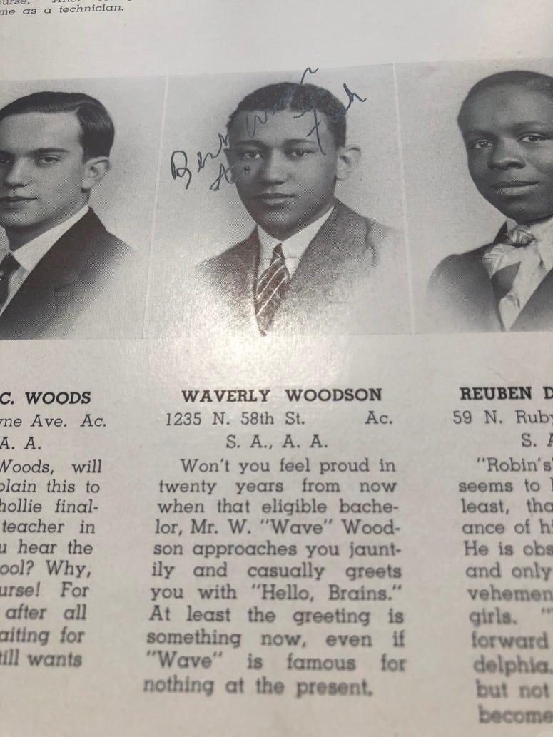 Waverly Woodson
