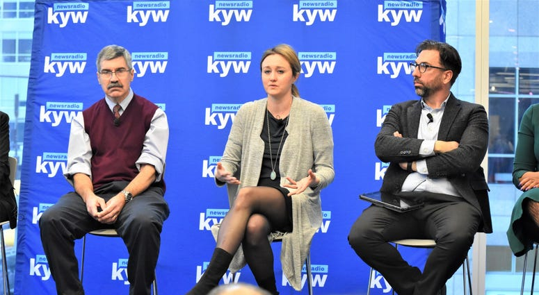 KYW Newsradio Executive Briefing 2020