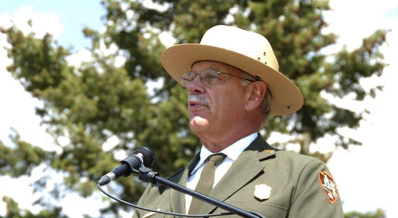 Yellowstone Superintendent Dan Wenk