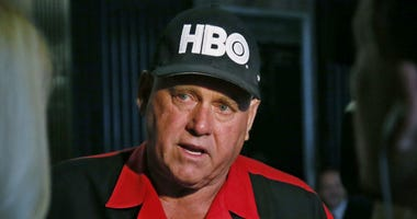 Dennis Hof, who died last month after fashioning himself as a Donald Trump-style Republican candidate has won a heavily GOP state legislative district.