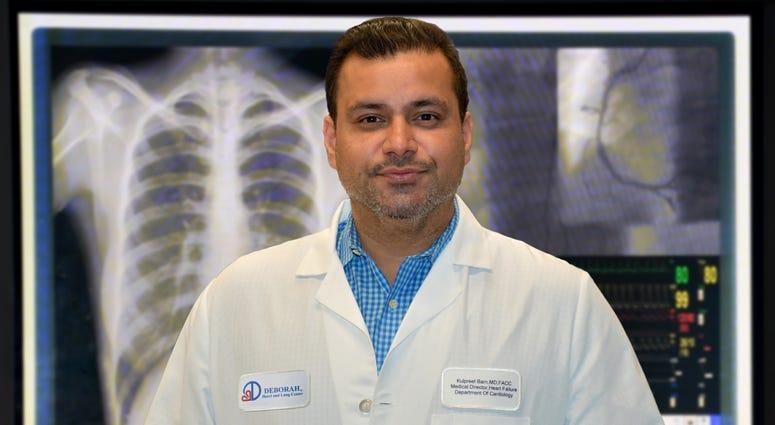 Dr. Barn, Deborah Heart and Lung Center