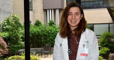 Pediatric Cardiologist, Dr. Cara Garofalo