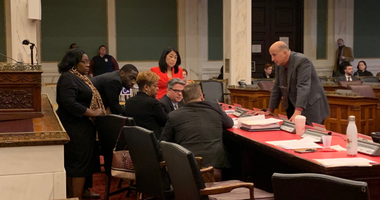 Philadelphia City Council committee considers bill to establish rules for opening a safe injection site.