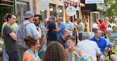 Flavors on the Avenue begins Sunday at 11 a.m. and will shut down East Passyunk Avenue from Broad Street to Dickinson Street.