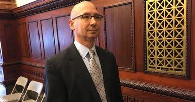 Philadelphia revenue commissioner Frank Resin.