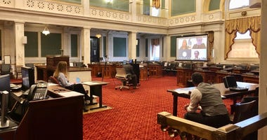 Philadelphia City Council chambers
