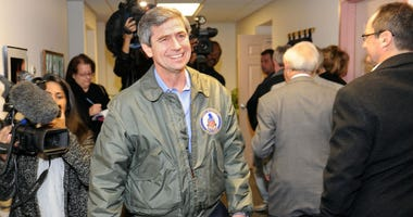 Former Rep. Joe Sestak is running for president.