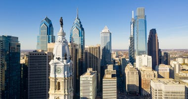 Philadelphia city buildings