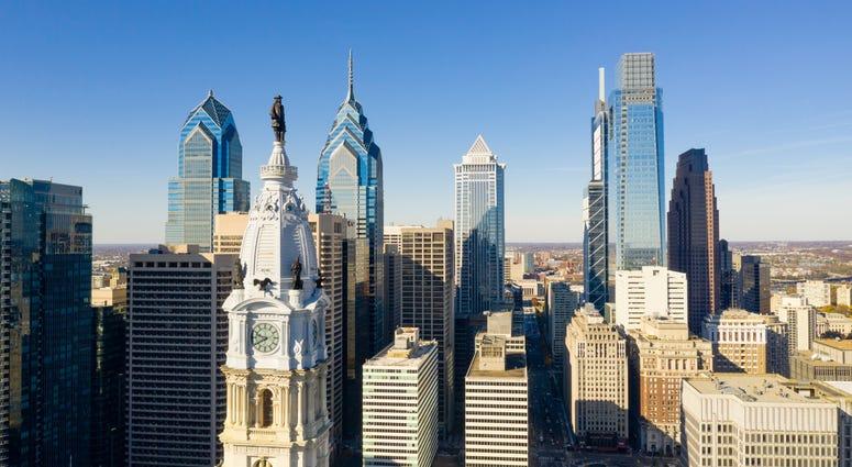 Philadelphia city buildings
