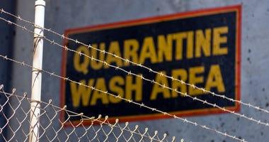 Quarantine area