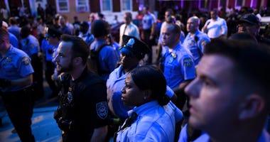 Nicetown-Tioga police standoff