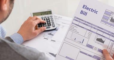 An electricity bill