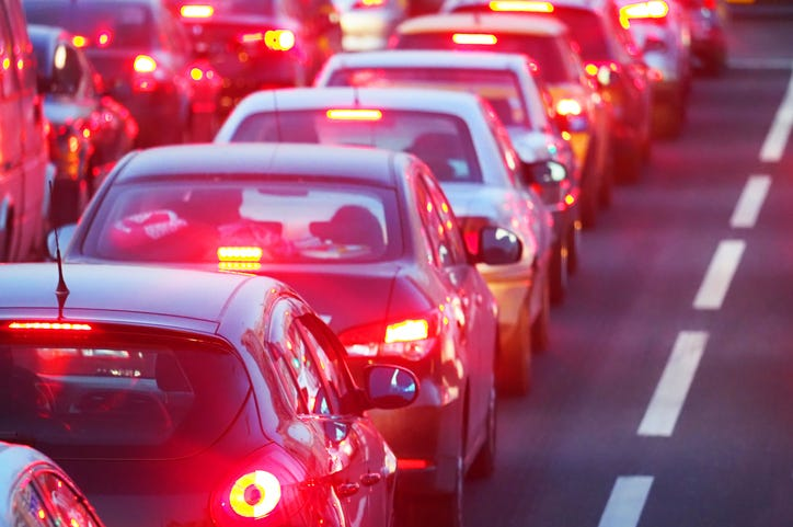 Technology may soon help ease congestion on the Schuylkill Expressway