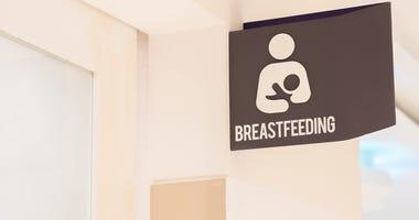 Breastfeeding sign