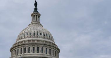 WASHINGTON, DC - FEBRUARY 04: The U.S. Capitol is seen on February 4, 2020.