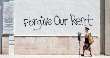 Forgive our rent