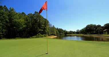Golfing during coronavirus