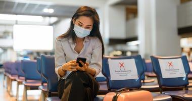 Traveling amid coronavirus