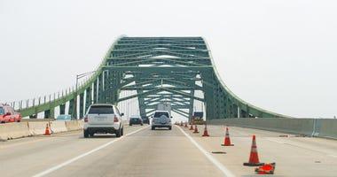 Bridge repairs