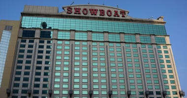 The Showboat in Atlantic City