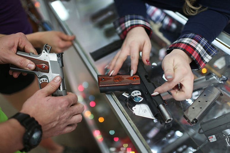A virtual training for new gun owners as gun purchases spike in Philadelphia-area