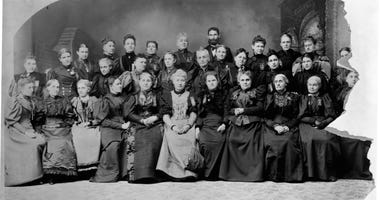 National Council of Women of the United States, 1895