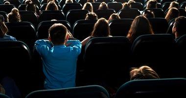 Movie screening.