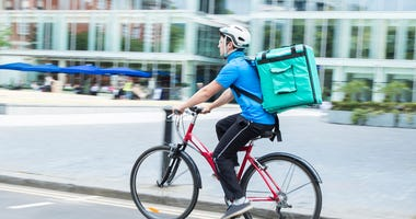 Bike delivery