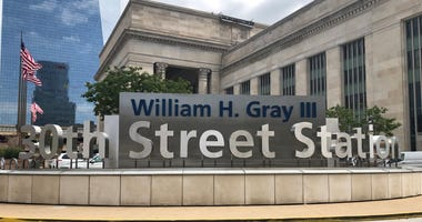 30th Street Station is now named after late Congressman William H. Gray III.